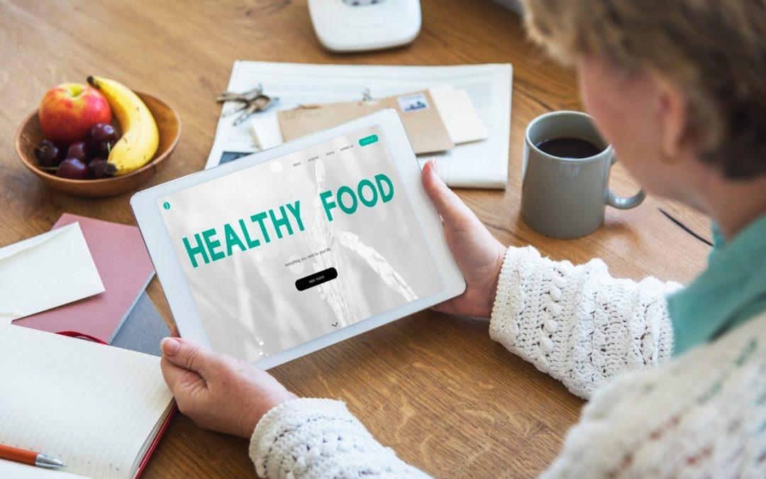 Nutrición Para Personas Mayores